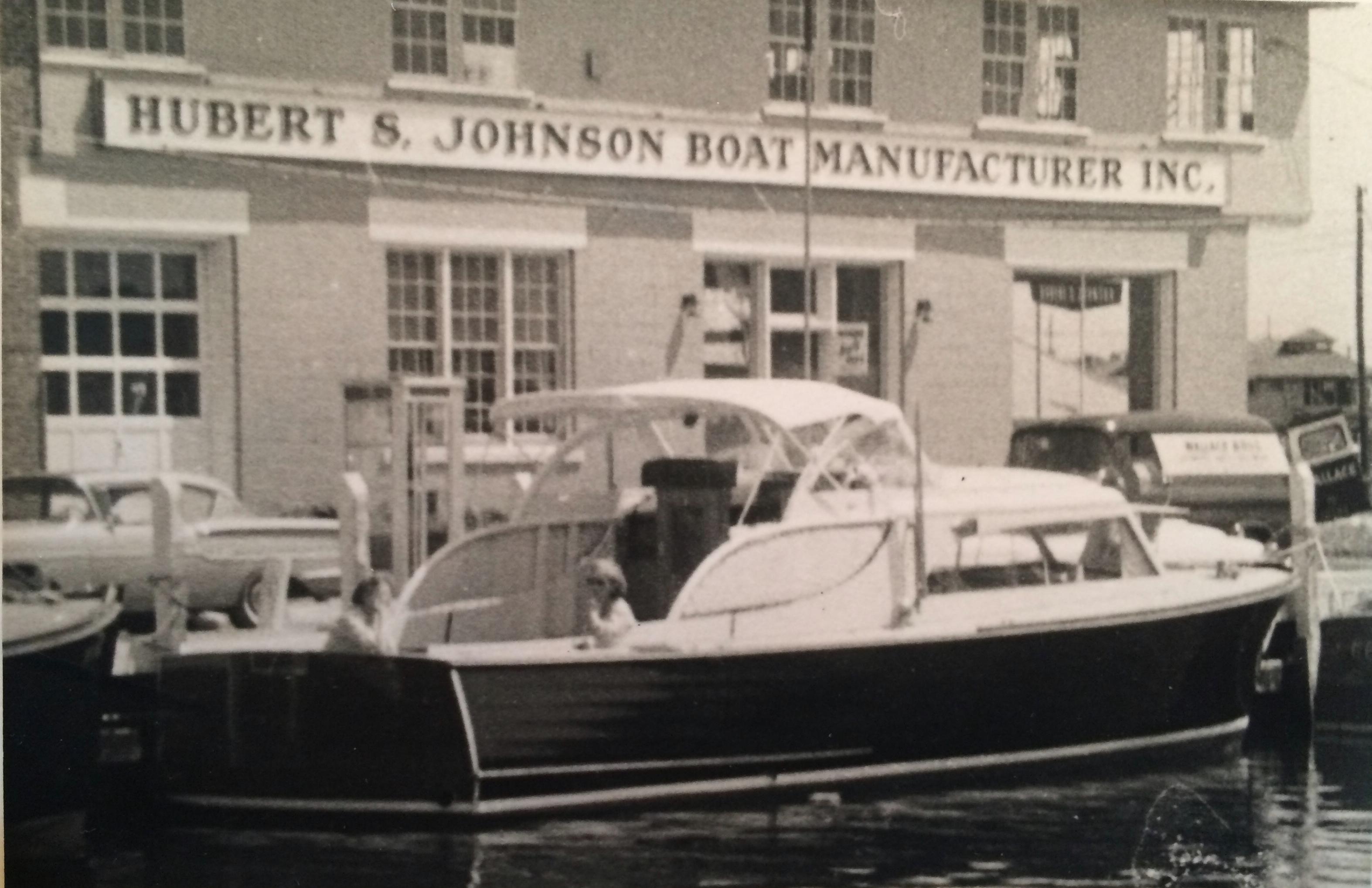 HubertSJohnsonBoatManufacturer