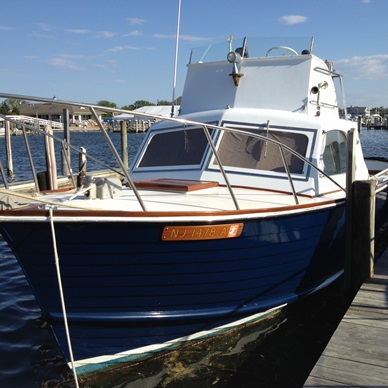 Chris Craft Sea Skiff